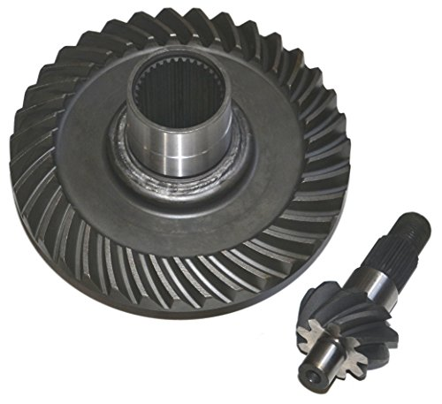 Rear Differential Ring Gear (Rear Differential Ring and Pinion Gear fits 1988-2000 Honda TRX300 TRX300FW 300 Fourtrax)