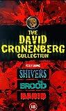 The David Cronnenberg Collection Shivers,The Brood,Rabid