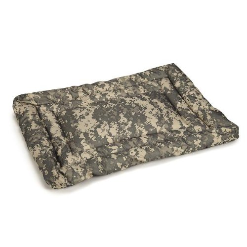 Slumber Pet Digital Pet Mat, 36 by 23-Inch, Camo Green, My Pet Supplies