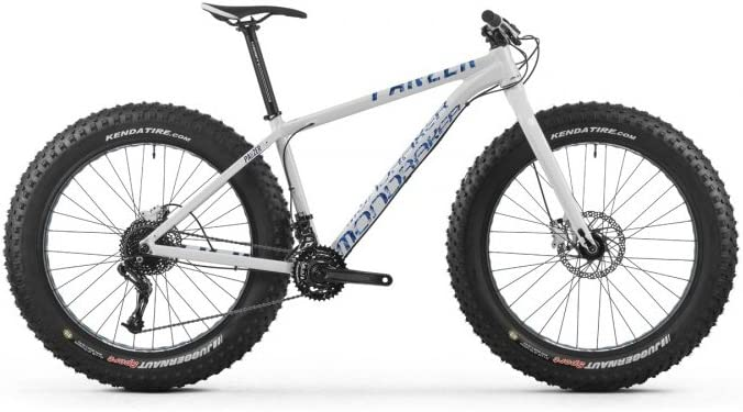 Tanque Mondraker Fat Bike fatbike mounten Bike MTB con Race Face ...