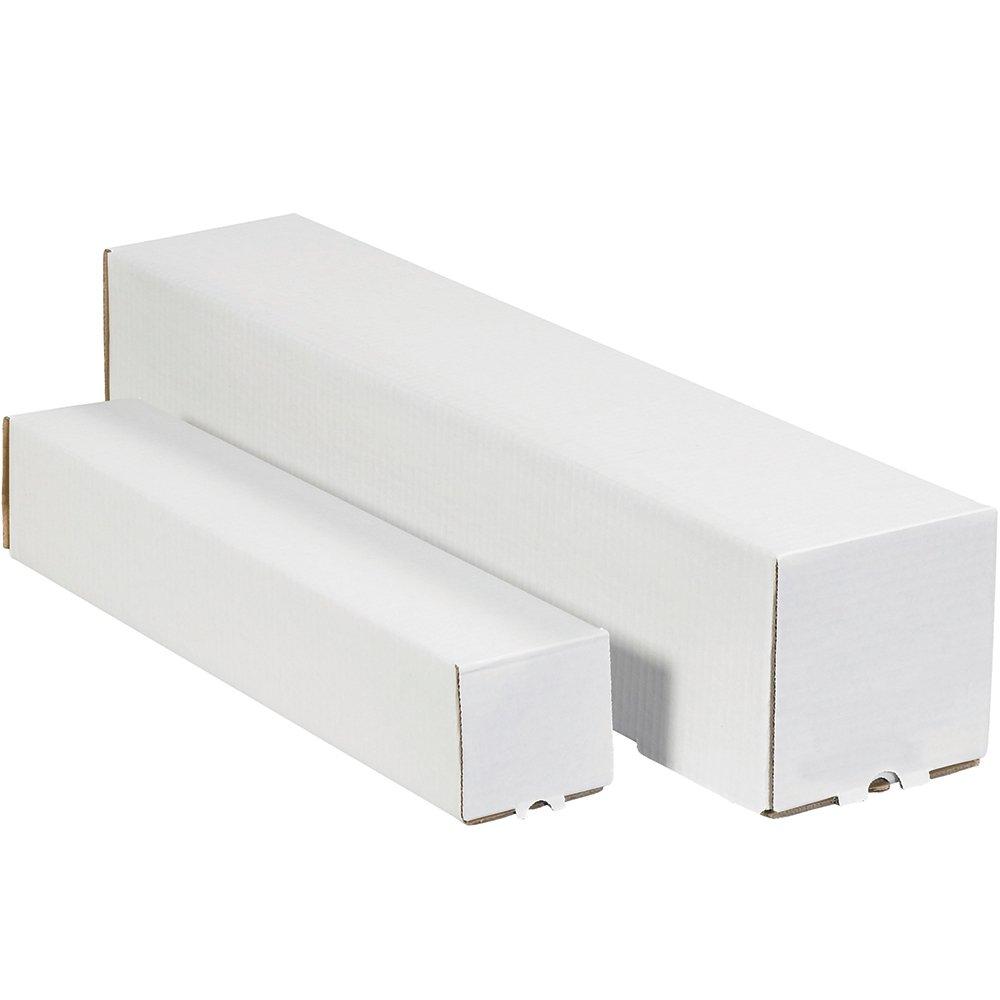 Aviditi M2225 Square Mailing Tubes, 2-Inch X 2-Inch X 25-Inch (Pack of 50) M2225AVI