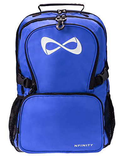 Nfinity Classic Backpack Royal Blue by Nfinity