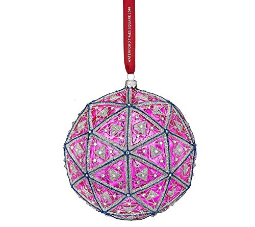 Waterford Times Square Ball - Waterford Times Square Ball Ornament