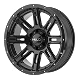 black 24 rims - Helo HE900 20x10 Black Wheel / Rim 5x5.5 with a -24mm Offset and a 78.00 Hub Bore. Partnumber HE90021085324N
