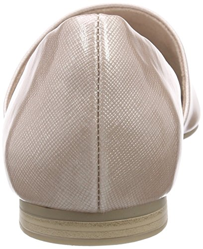 Marco Tozzi 24206, Women's Closed Ballerinas Pink - Pink (Rose 521)