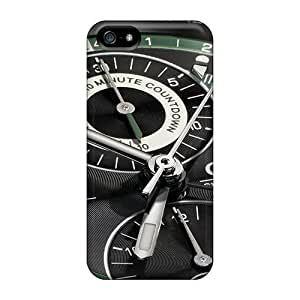 BreakFree Case Cover For Iphone 5/5s - Retailer Packaging Oris Chronograph Protective Case