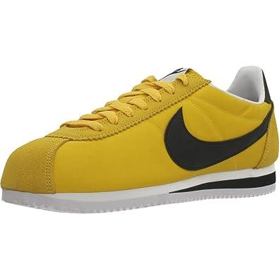 Nike Zapatilla Para Hombre Classic Cortez Nylon 11: Amazon.es: Zapatos y complementos