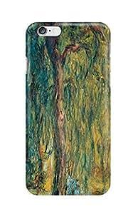 "Apple Iphone 6 4.7"" Case - Claude Monet Weeping Willow"