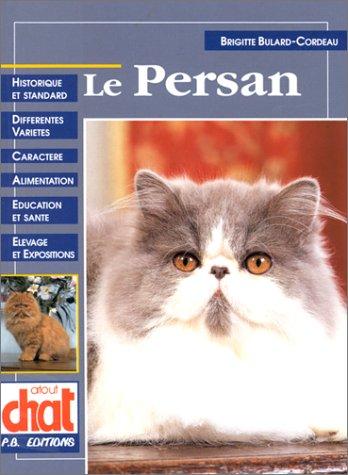 Télécharger Le Persan Pdf Brigitte Bulard Cordeau