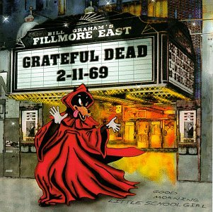 Live at Fillmore East by Arista