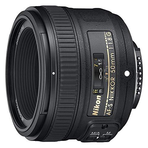 Nikon AF-S NIKKOR 50mm f/1.8G Len [International Version, No Warranty]