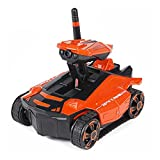 Mini RC Wifi Spy Rover Tank with Hd Camera App-Controlled Rc Car Video Recorder Support IOS or Android System