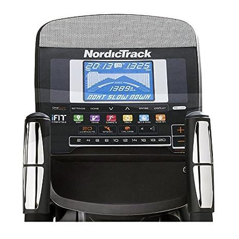 Nordic Track Audiostrider 400 - Cross trainer (57,5 cm, 145 cm, 172 cm): Amazon.es: Deportes y aire libre