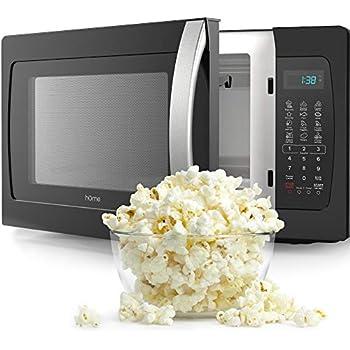 Amazon.com: hOmeLabs Countertop Microwave Oven - 1.3 Cu