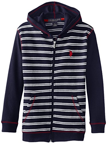 us-polo-assn-big-boys-full-zip-thermal-hoodie-classic-navy-10-12