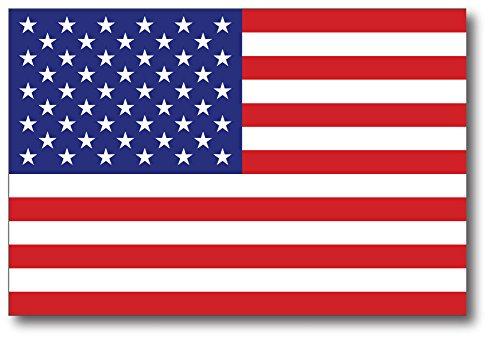 American-Flag-Car-Magnet-Decal-4-x-6-Heavy-Duty-for-Car-Truck-SUV