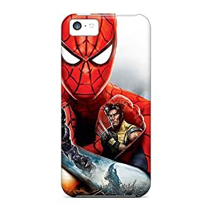 Fashionable Phone Case For Iphone 5c With High Grade Design