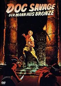 Doc Savage - Der Mann aus Bronze [Alemania] [DVD]: Amazon ...