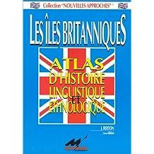 Linguistique et civilisation : atlas d'histoire linguistique et ethnologique des îles Britanniques