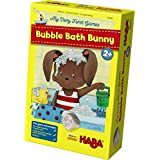 HABA My Very First Games - Bubble Bath Bunny Memory & Matching Game (Made in Germany)