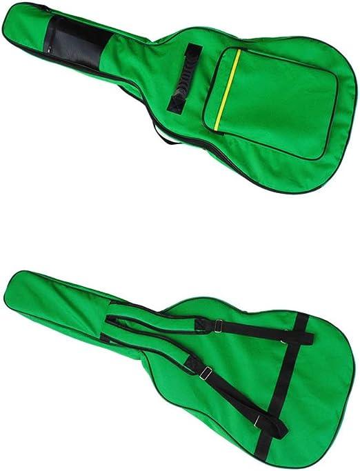 Bolsa de Guitarra Acoustic Guitar Gig Bag Bolso for Guitarra con ...