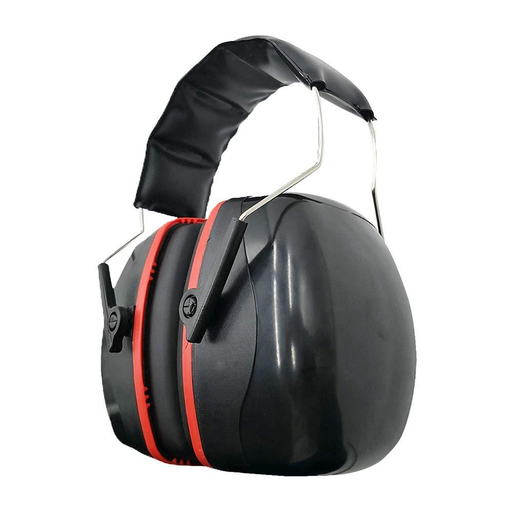 Casque à réduction de bruit Snug Protège-oreilles, protège-oreilles confortables Réduction du bruit NRR 35dB protège-oreilles, serre-tête souple ajustable pour la protection des feux d'artifice, cours cvbndfe
