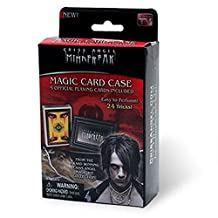 Criss Angel MindFreak Magic Card Case with Official Playing Cards