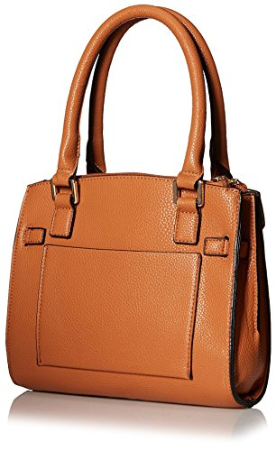 NEW Women's SOCIETY Bag Cognac Mini YORK O4WZqf