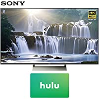Sony XBR-55X930E 55-inch 4K HDR Ultra HD Smart LED TV (2017 Model) with Hulu $50 Gift Card