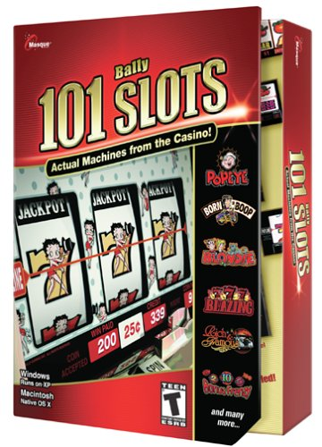 Masque 101 Bally Slots ()