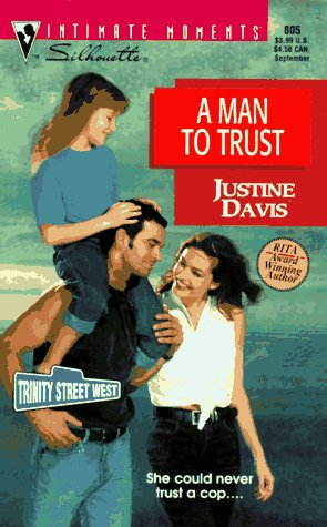 book cover of A Man to Trust