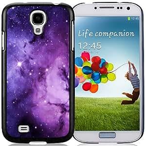 NEW DIY Unique Designed Samsung Galaxy S4 I9500 Phone Case For Purple Sky Phone Case Cover