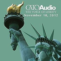 CatoAudio, November 2012