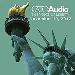 CatoAudio, November 2012 Speech
