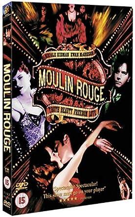 Moulin Rouge 2 Dvds Uk Import Amazonde Nicole Kidman Ewan