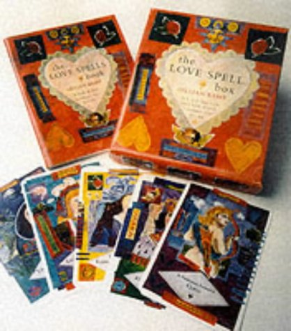 The Love Spells Box  Pack Of 30 Love Spells Cards And A Book Of Spells