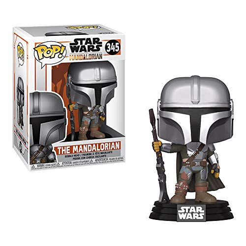 Funko Star Wars: The Mandalorian - The Mandalorian (Final) Vinyl Bobblehead