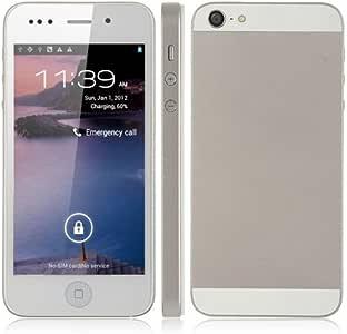 Hero H2000+ Smart Phone Android 4.0 MTK6577 Dual Core 3G