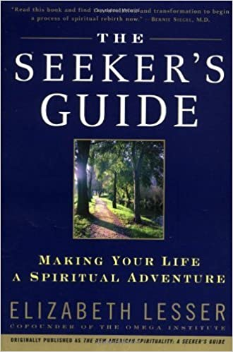 image for Seekers Guide, THE by Lesser, Elizabeth (2006) Paperback
