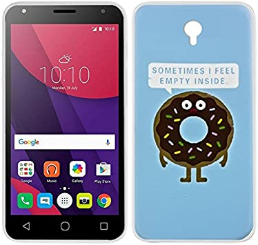 iGlobalmarket Funda para Alcatel Pixi 4 (5) 4G / Smart 7 Turbo ...