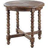 Uttermost 24346 Samuelle Wooden End Table