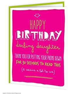 Funny Af Cards Funny Birthday Daughter From Mum Dad Take Credit You