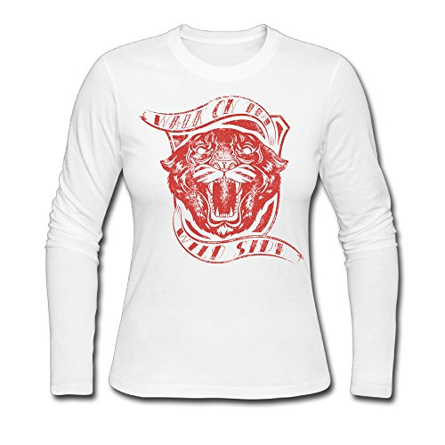 Bear Lion T Shirt For Woman T Shirt 100 Cotton