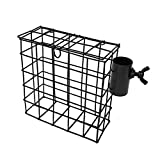 Gray Bunny GB-6870 Suet Cage Accessory for Backyard Bird Feeding Stations