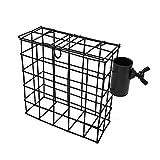 GrayBunny GB-6870 Suet Cage Accessory For Backyard Bird Feeding Stations