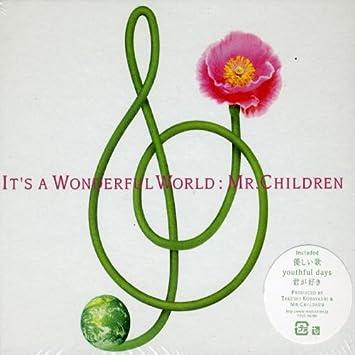 「it's a wonderful world ミスチル amazon」の画像検索結果