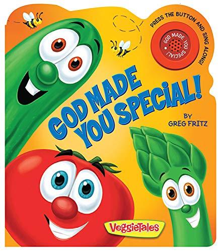 God Made You Special! (VeggieTales) -