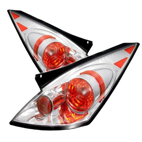 (Spyder Auto Nissan 350Z Chrome Altezza Tail)