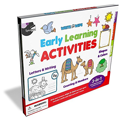 Learning Early Activity (SpiceBox Early Learning Activities Kit)