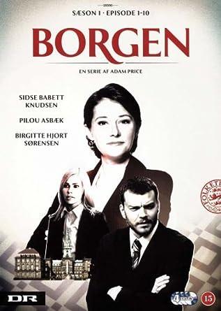 Amazon com: Borgen - Season 1 (Ep  1-10) - 4-DVD Box Set
